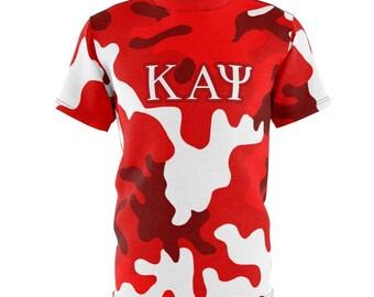 cc341707cdba Kappa Alpha Psi Camouflage Tee