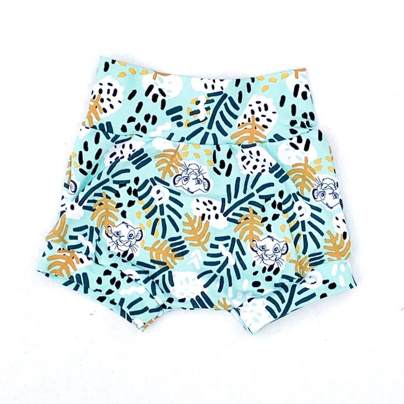 Baby Bummies Lion king Bummies Shorties Toddler Shorts Diaper Cover Shorts Baby Shorts Bloomers