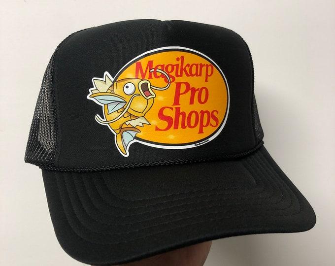 Magikarp Pro Shops Trucker Hat