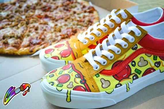 Pizza Time Old Skool Vans