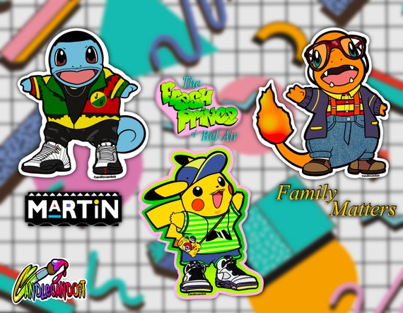 90s Shows PMon 3-PACK