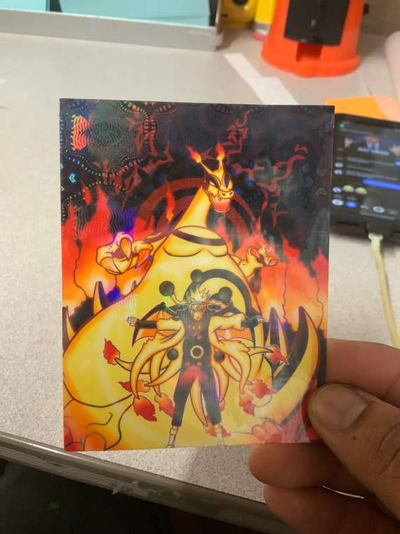 NarutoVZard Sticker