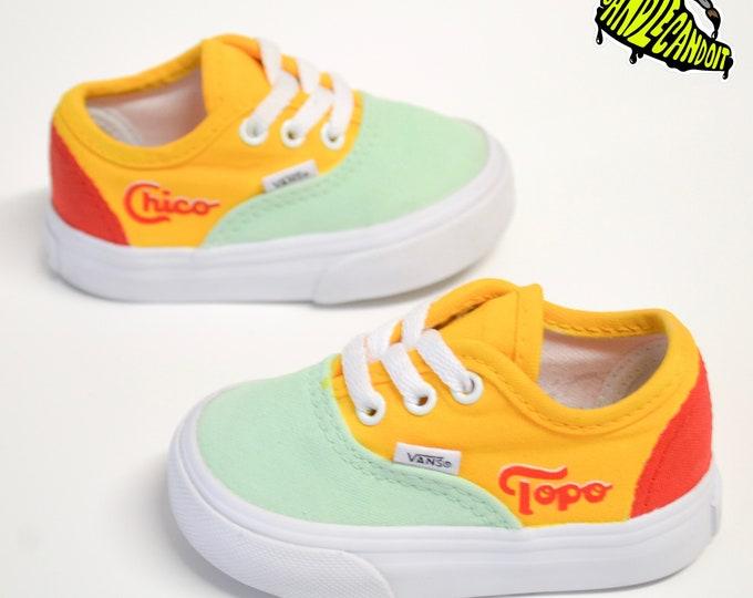 Toddler/Baby Topo Chico Vans Authentics