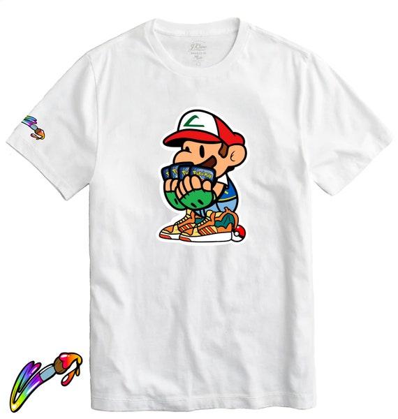 Paper Mario Supreme/Pokémon Trainer