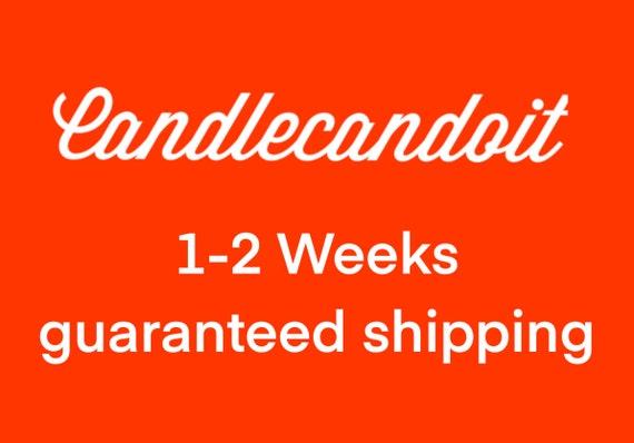 1-2 week guaranteed Upgrade Shipping Package