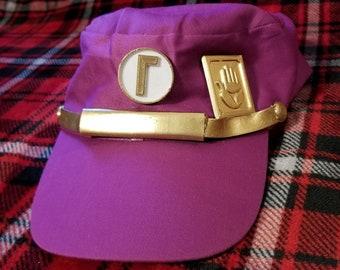 b8eb5f216e2 Waluigi Jotaro Cosplay Hat