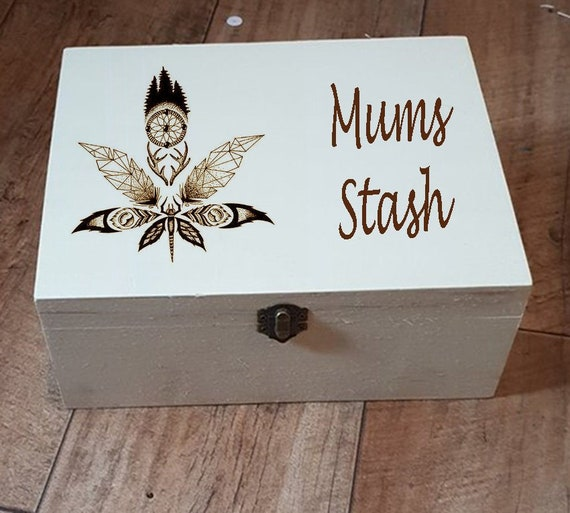 Box of calm Mothers Day  wife birthday anniversary weed stoner gift 420
