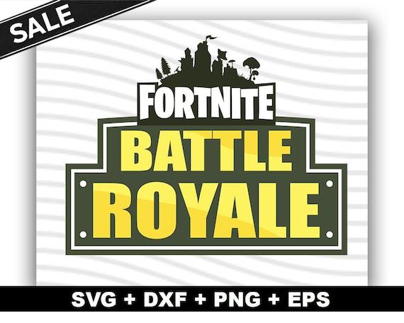 Fortnite battle royale logo images