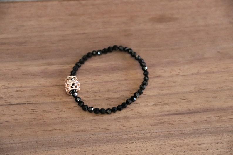 Fancy Black Bracelet image 0