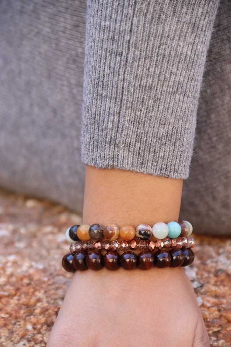 Mixed Stackable Bracelets image 0