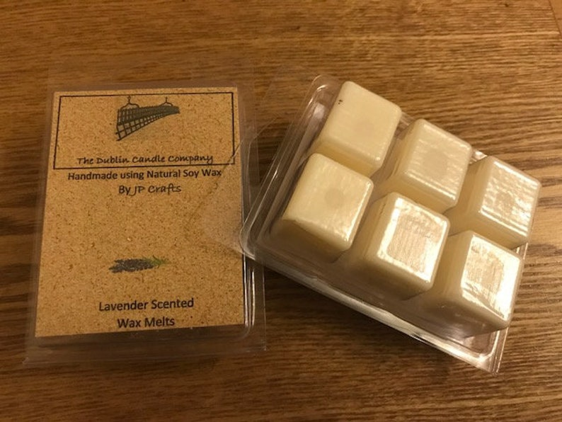 Scented Wax Melts - 100% Natural Soy Wax