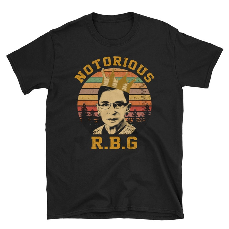 fd9bb881 Notorious RBG shirt Vintage style I dissent Gift for Law | Etsy