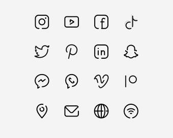 Social Icon Etsy