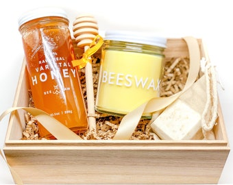 Birthday Gift Box Ideas Happy Basket Gifts For Her Honey Candle Spa
