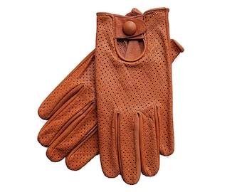 Mesh sex half glove