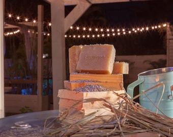 Lavender & Lemongrass |  Artisanal Soap | Handmade