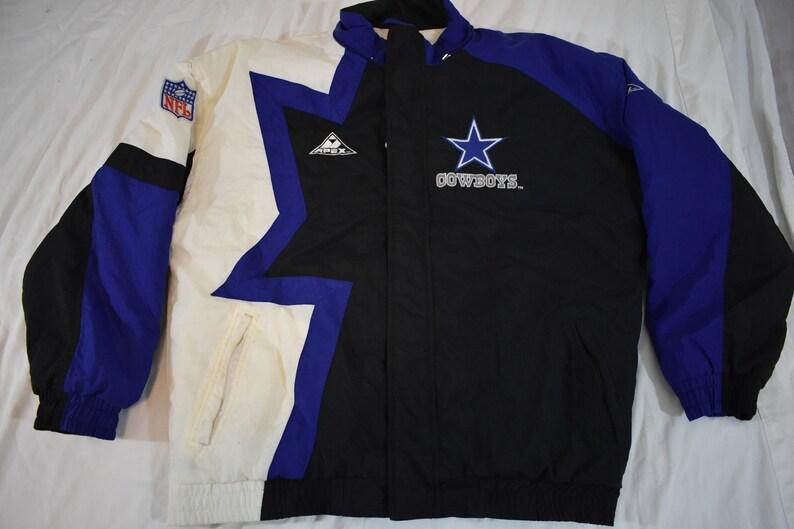 brand new 09191 fbedf Dallas Cowboys Apex Coat