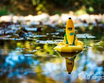 Banana Boat. Print Size Varies