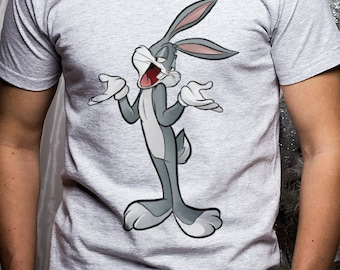 712e38b4c33 Bugs Bunny Art T-Shirt