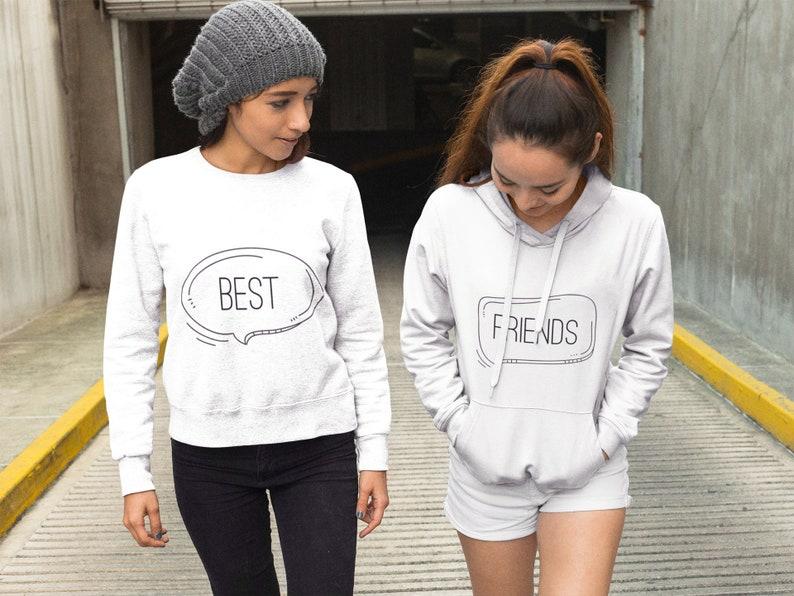 Best friends sweater besties sweater best friend gift best friend sweater best friend gift best friend gifts best friends sweater frie 196
