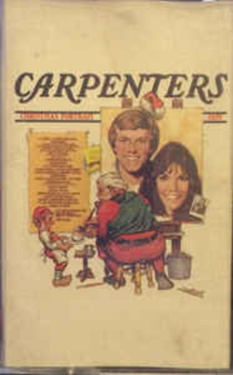 Carpenters Christmas.Carpenters Christmas Portrait Vinyl Lp Sealed Mint Excellent 1978