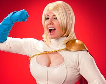 Power Girl is Here