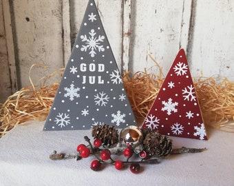 2 Weihnachtbäumchen im Set /Weihnachten /Weihnachtsdeko