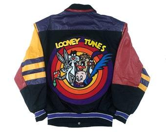 085f2b240 Looney tunes jacket   Etsy