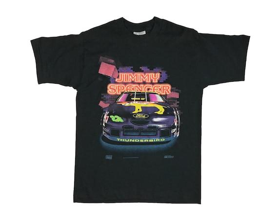 Vintage Camel Racing Shirt 90s NASCAR Racing Jimmy