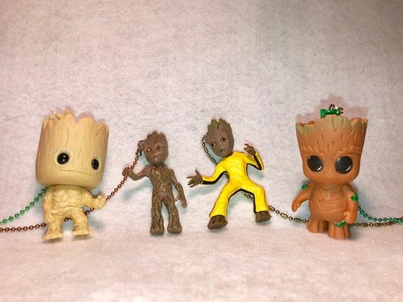 Action Figur Baby Groot Guardians of the Galaxy Film Figuren Held Spielzeug Fan