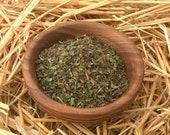 Lemon Balm Leaf Dried Herbs 1 oz Lemon Balm Herbalism Aromatherapy Altar Supplies Herbal Teas