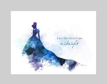 Cinderella quote | Etsy