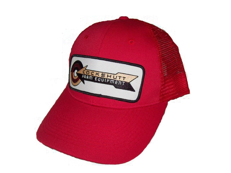 Massey Harris Tractor Red Mesh Hat 6 Panel Cap Gift MH
