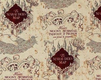 Karte Des Rumtreibers Pdf.Moony Wormtail Etsy