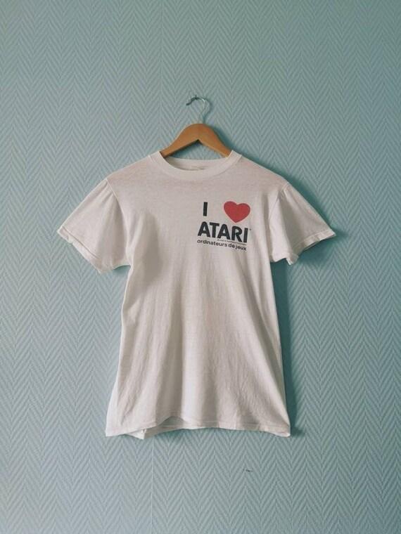 70's I heart Atari T-Shirt
