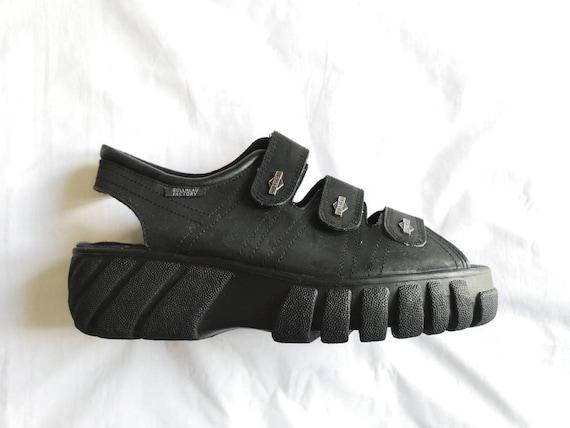 90's Platform Sandals - image 1