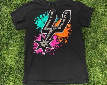 finest selection 22eb1 9f3bc San Antonio Spurs shirt
