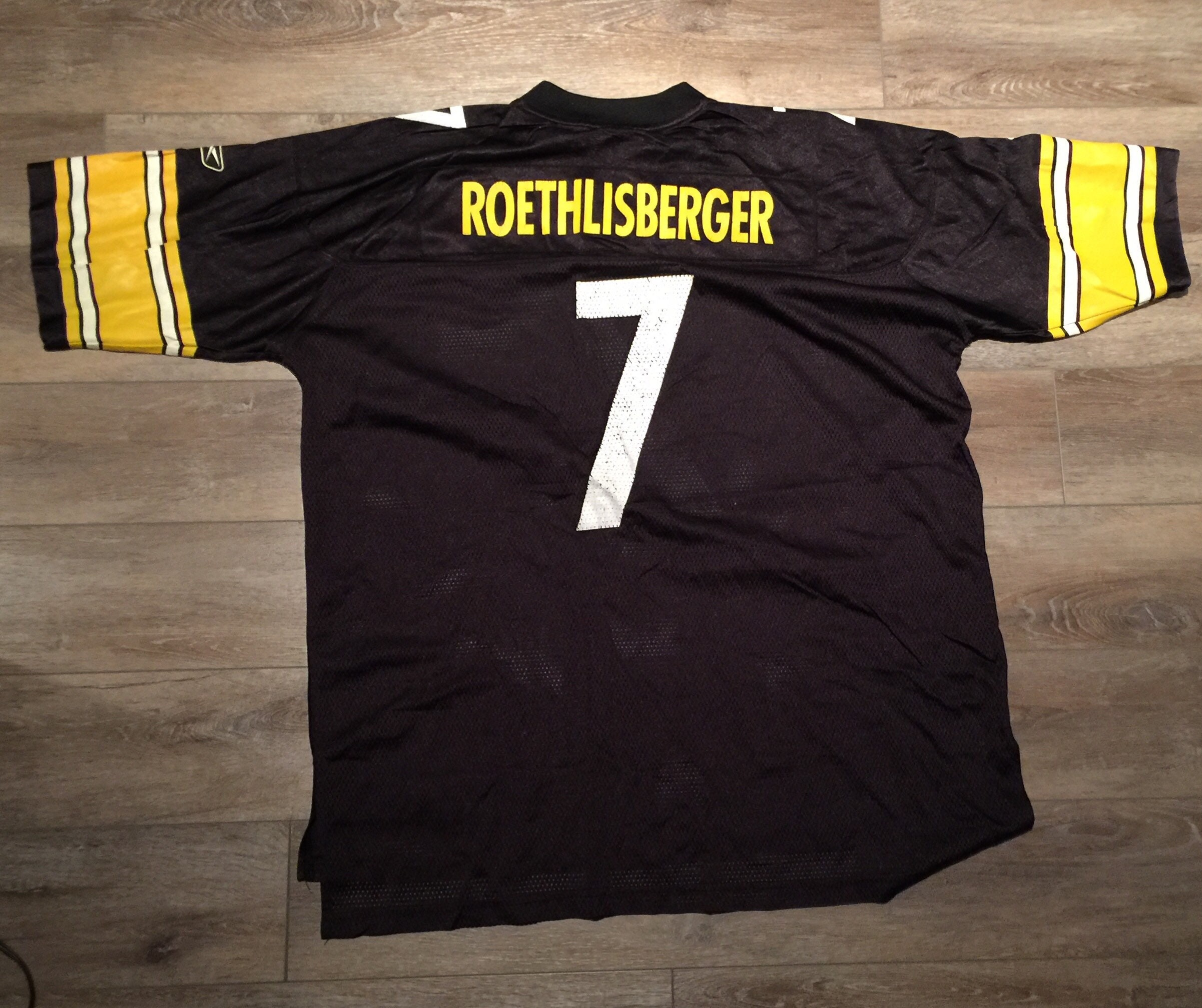 new products 64a72 6a516 Ben Roethlisberger Pittsburgh Steelers jersey