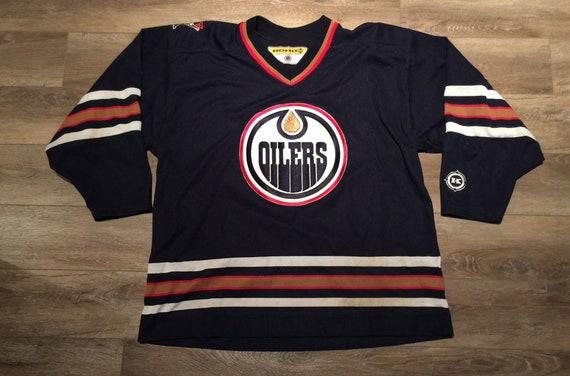 finest selection adde8 56df4 Edmonton Oilers jersey
