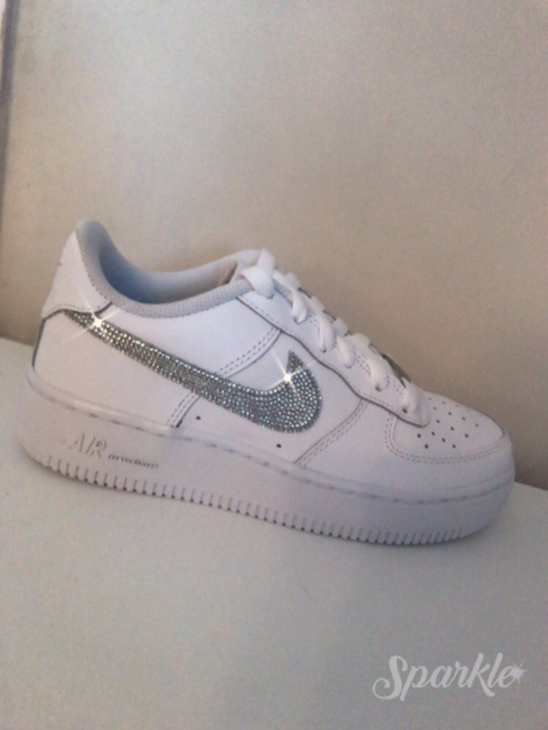 Diamante Nike Air Force 1 trainers  92d105a8a