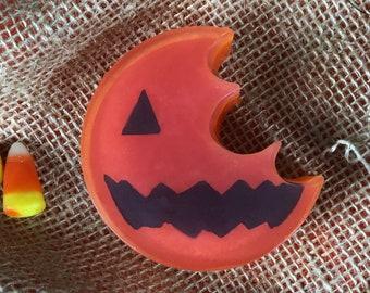 Trick r Treat Sam Lollipop Soap - Scented Glycerin Soap; Trick or Treat Jack 'o Lantern Candy Soap for Horror Fans