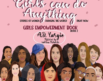 Girls Can Books