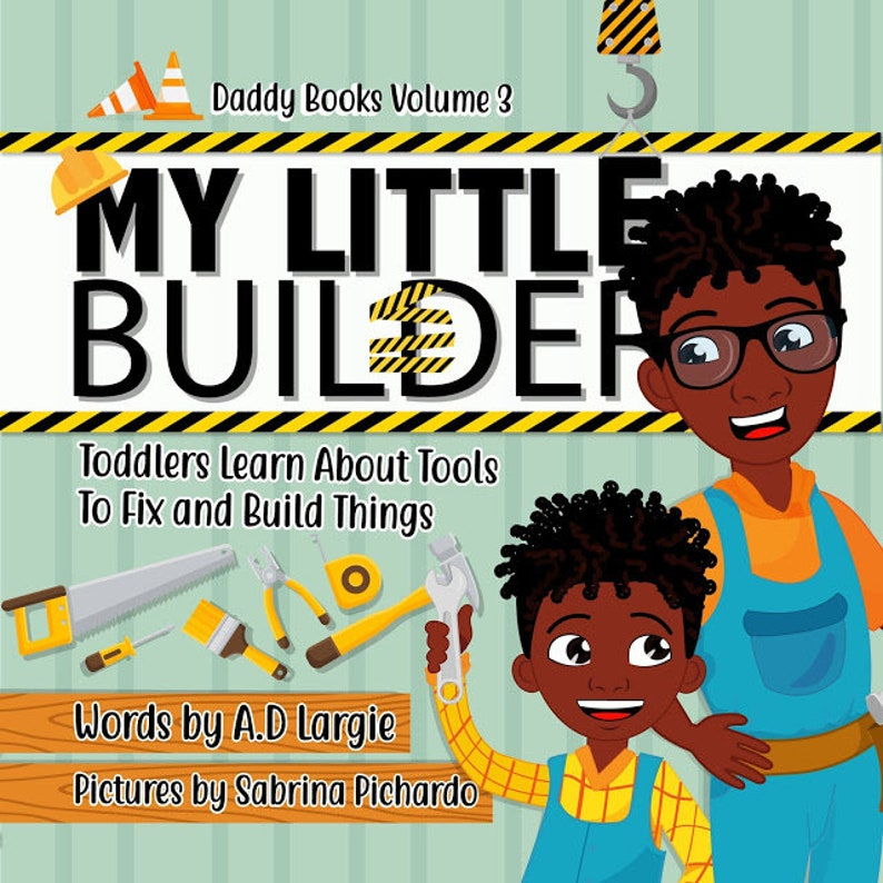 My Little Builder: Toddler Learn All About Tools To Fix and image 0