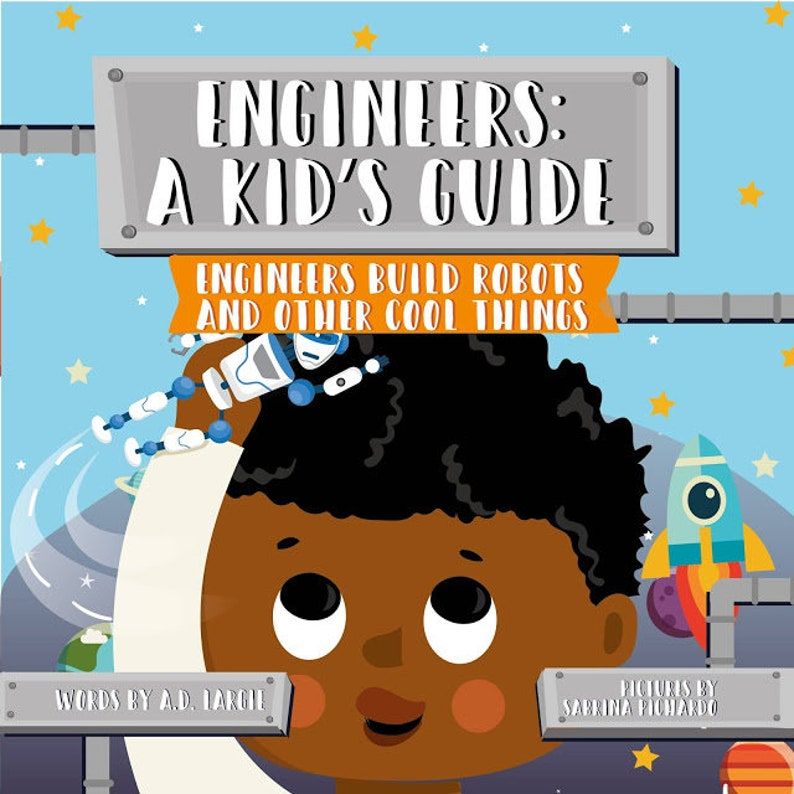 Engineers: A Kid's Guide image 0