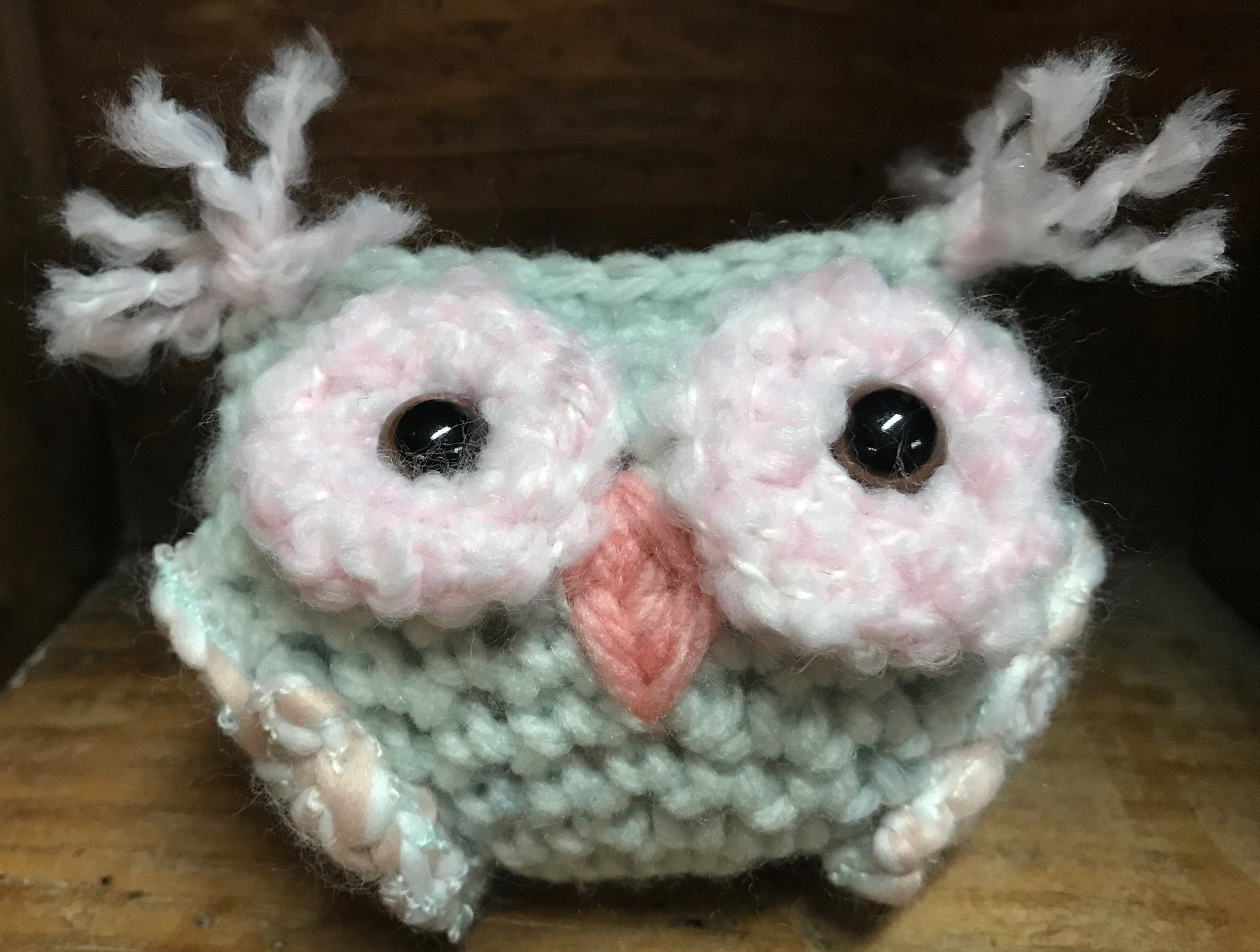 Crochet Owl Family Amigurumi Pattern - Repeat Crafter Me | 2267x3000