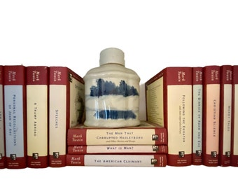 Oxford Mark Twain, 29 Volume Set, Edited by Shelley Fisher Fishkin, 1996, Published by Oxford University Press, Free Shipping