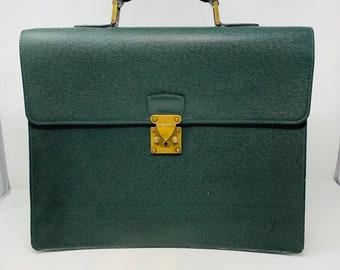 337532940 Authentic Louis Vuitton Briefcase