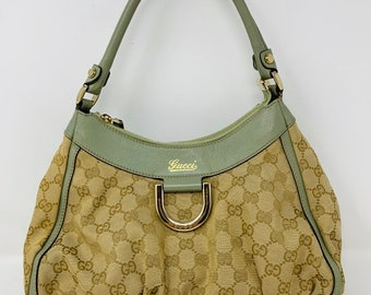 c64733d64 Vintage gucci bag | Etsy
