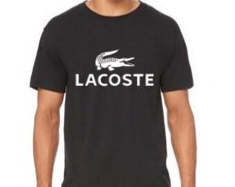 d7a31994b Unisex Lacost Gator Tshirt S-4XL All Colors