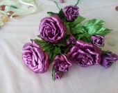 Roses Dark Purple, Interi...